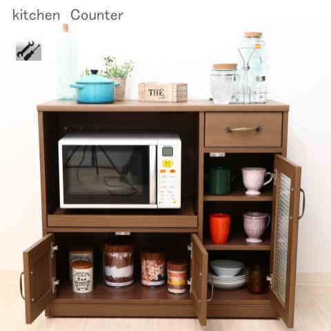 キッチンカウンター 組立