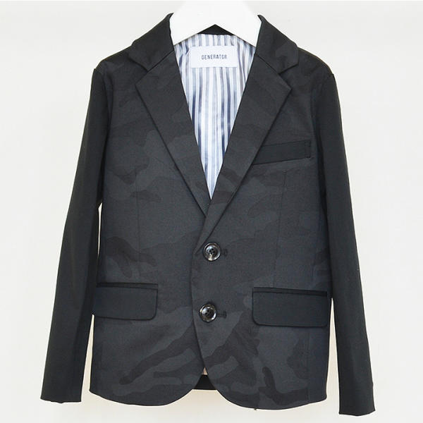 1d99d8e9ead0e NEW ジェネレーター スーツ ジャケット KUKIDSSTYLE  パンツ カモフラ ...