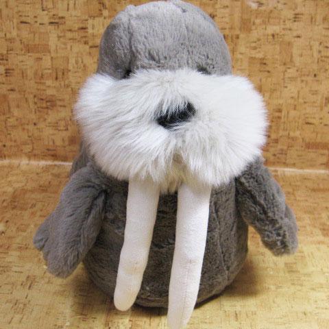 セイウチのぬいぐるみjellycat (ジェリーキャット )willie walrus【あす楽対応】【コンビニ受取対応商品】