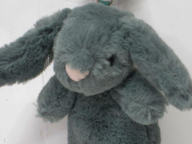 さわり心地の良い生地で作られたJellycatの新しいシリーズ BASHFUL ぬいぐるみ ウサギのぬいぐるみjellycat Charm ジェリーキャット Forest 引き出物 バシュフルバニーBag 予約販売