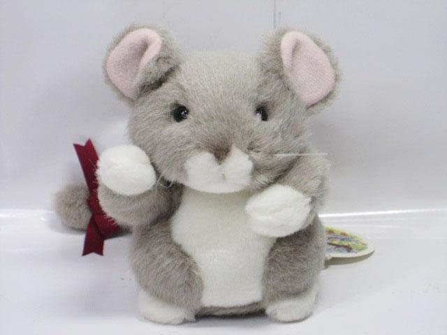 驚きの値段で 激安挑戦中 ヌイグルミメーカーたけのこの森のなかまシリーズ ぬいぐるみ ネズミのぬいぐるみたけのこ森のなかま ネズミミニ 定型外郵便物対応商品 プレゼント 母の日