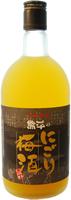 紀州の梅酒 2020春夏新作 熊平のにごり梅酒 WEB限定