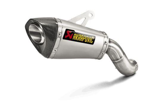"AKRAPOVICアクラポヴィッチ RACING専用マフラー オンロード SLIP ON LINE チタン Z900 ""20"