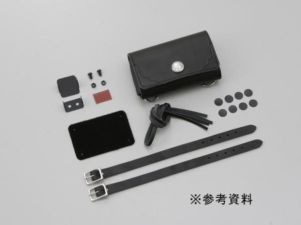 (91049)デイトナ新型ETCケース汎用■ブラック
