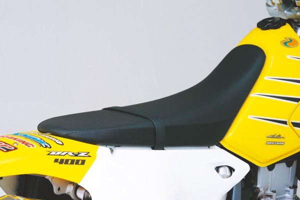 DAYTONA (62916) デイトナ COZYシート X-WIDE 黒/黒 COMP DR-Z400SM/S/E