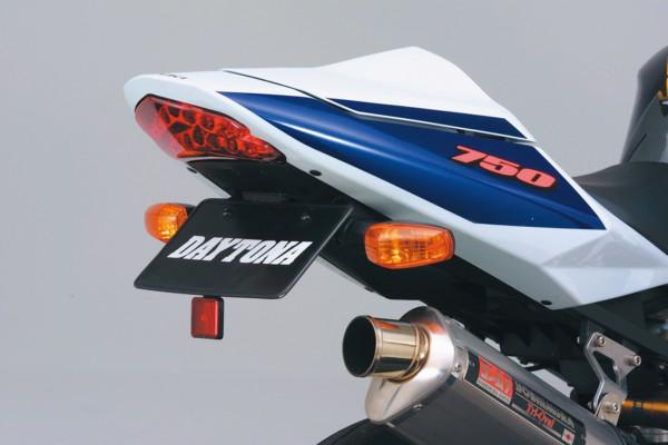 DAYTONA (61690) デイトナ LEDフェンダーレスキット GSX-R750/R600 ~'05