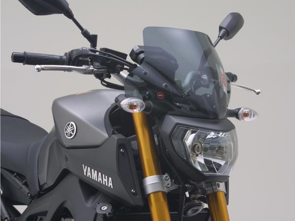 (91639) デイトナ GIVI スクリーン MT-09/A YAMAHA