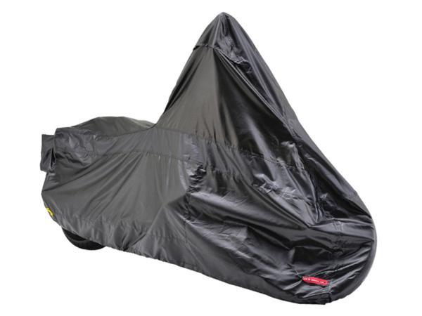 91601 デイトナ ブラックカバーハーレー専用HD01 XL1200X XG750