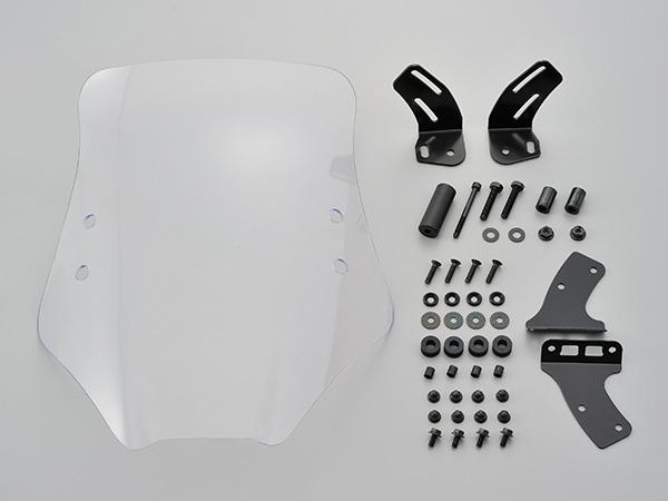 94816 デイトナ ウインドシールドRSシリーズ シグナスX125(13~15) クリアー