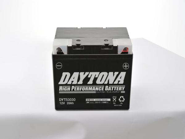 95946 デイトナ ハイパフォーマンスバッテリー DYT53030 R100RS R100RT R100GS R80RS R80GS R80R