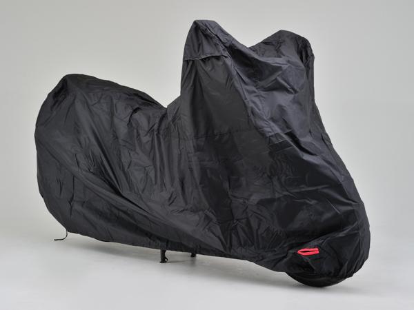 98201 デイトナ 人気上昇中 バイクカバーSIMPLE ブラック Mサイズ Z125 KSR110 人気 おすすめ ベスパLX200 2 ベスパPX200 KSR1 50S AR50