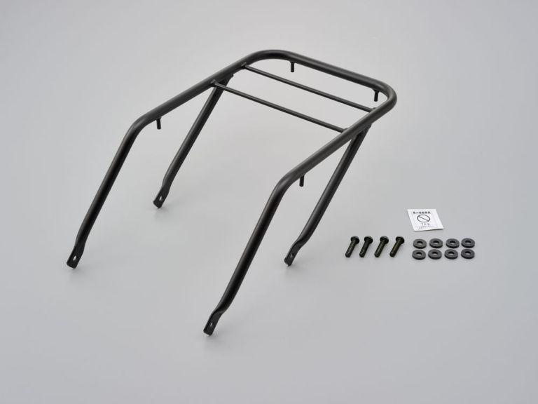 96614 デイトナ グラブバーキャリア ブラック塗装 REBEL250/ABS/500 (17)