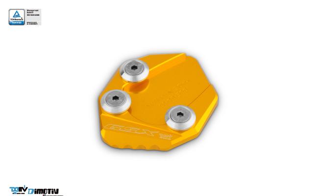 DIMOTIV di-sse-su-06 毎週更新 サイドスタンドエンド 送料込 GSX-S125 GSX-R150 アウトレット GSX-R125 GSX-S150