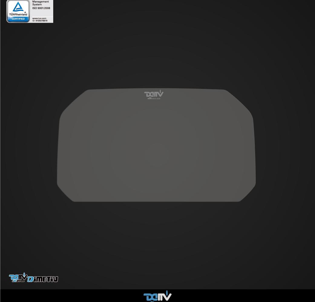 売れ筋ランキング 送料込 DIMOTIV di-ms-bm-01 S1000RR 贈物 '19-'21 メータースクリーンフィルム