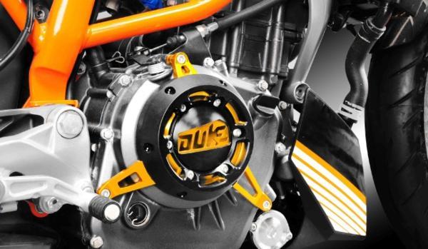 DIMOTIV di-epc-kt-01 POM付 エンジンプロテクター左右セット 390DUKE 200DUKE