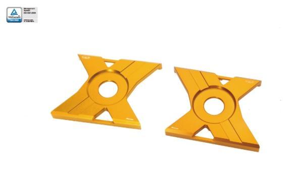 DIMOTIV チェーンアジャスターキャップ ZX250R ZX300R