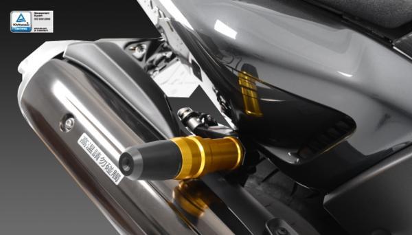 DIMOTIV di-es-ya-02 マフラースライダー T-MAX500 T-MAX530