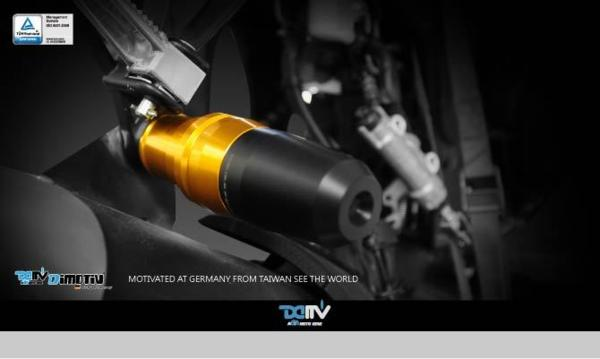 DIMOTIV di-es-ya-03 マフラースライダー YZF-R3 GSX-R150 GSX-S150 GSX-R125 GSX-S125