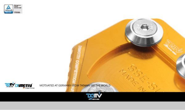 DIMOTIV-side stand end GSX-S1000F GSR750 GSX-S1000