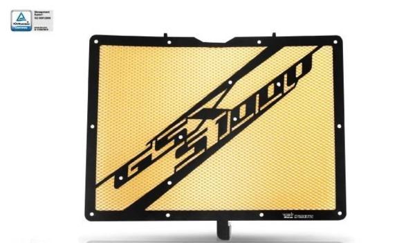 DIMOTIV di-rpc2-su-06 3Dラジエーターカバー GSX-S1000 GSX-S1000F(網色指定・受注生産品)