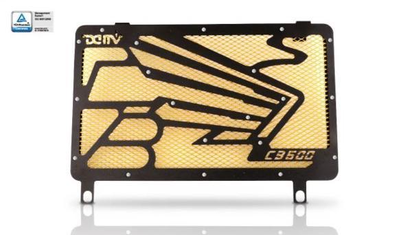 DIMOTIV di-rpc2-ho-03 ラジエーターカバー CB500X CB500F