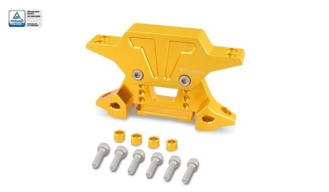 DIMOTIV di-abr-ya-01 CNC加工バックレストアジャスター T-MAX530 TMAX530 40mm~72アップ