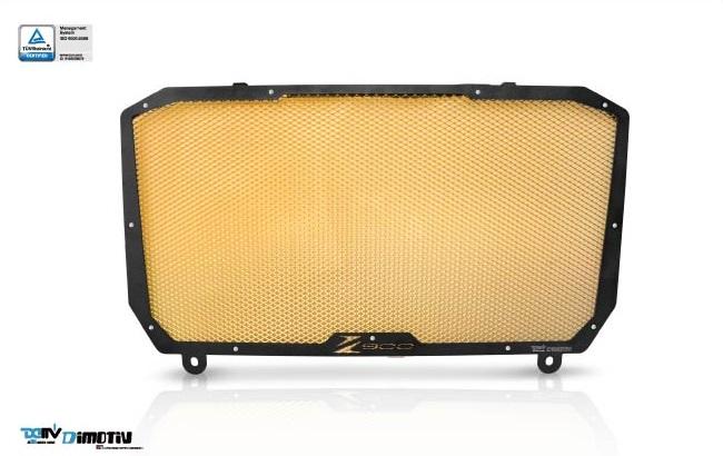 DIMOTIV di-rpc-ka-25 ラジエーターカバー Z900 (網色指定、受注生産品)