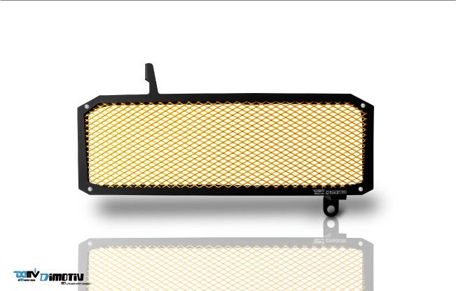 DIMOTIV di-rpc-ho-13 ラジエーターカバー CB150R (網色指定、受注生産品)