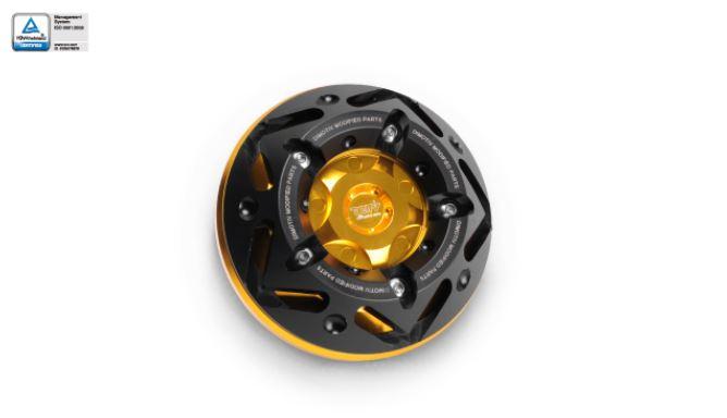 DIMOTIV di-epc-ho-03r POM付エンジンプロテクターMSX125GROMグロム