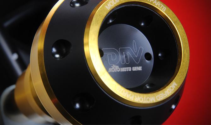 【アウトレット】在庫処分 20%off DIMOTIV カウルスライダー CB600 07-11