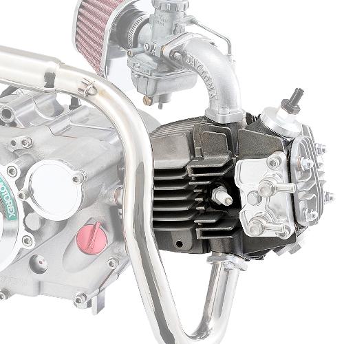 92765デイトナ ボアアップハイパーヘッド124.8cc仕様 モンキー