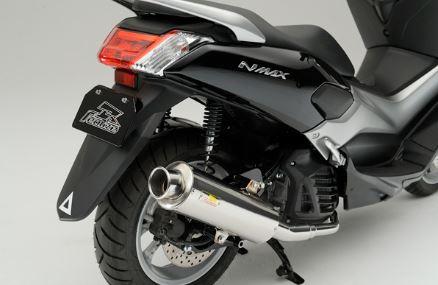リアライズ 342-008-00 Full Boost(フルブースト)SUS ステンレスマフラー NMAX EBJ-SE86J E3P8E