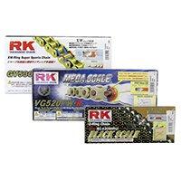 RKチェ-ン 420MRU-110 STD(鉄色) 420-110