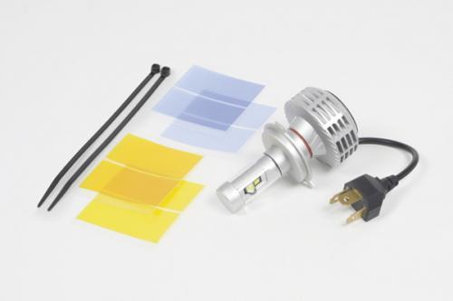 武川 LEDヘッドライトキット2.0 DC12V直流 トリシティ W650 W800