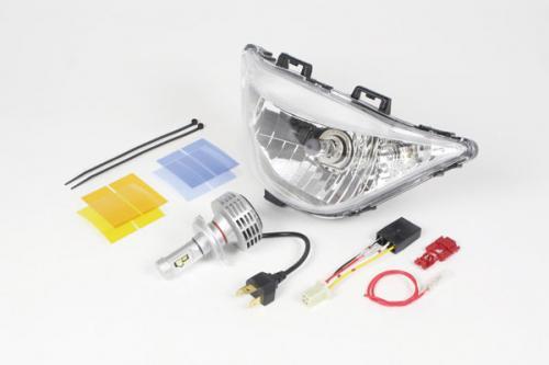 武川 LEDヘッドライトキット アドレスV125S V125SS