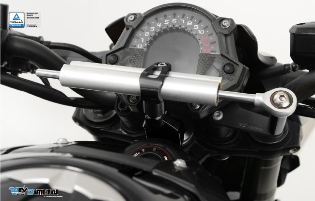 DIMOTIV di-dmk-ka-21 ステアリングダンパーマウントキット OHLINS用 Z900