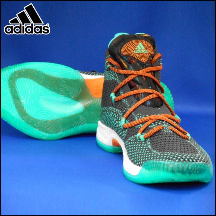 adidas/アディダス バスケットボール バスケットシューズ [b72726 Crazyexplosive Primeknit_クレイジーエクスプローシブ] バッシュ_/2016FW 【ネコポス不可能】