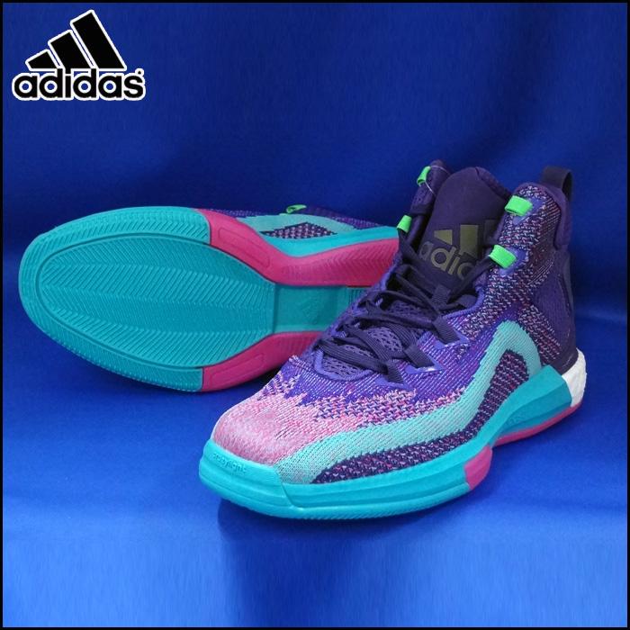 adidas/アディダス バスケットボール バスケットシューズ [d70028 ジョン・ウォール_2_ブースト_プライムニット_J_WALL_2_BOOST_Primeknit] バッシュ_/2016ss 【ネコポス不可能】