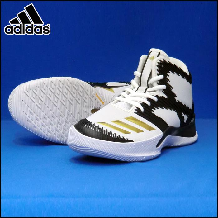 adidas/アディダス バスケットボール バスケットシューズ [b49500 SPG] バッシュ/2017SS 【ネコポス不可能】