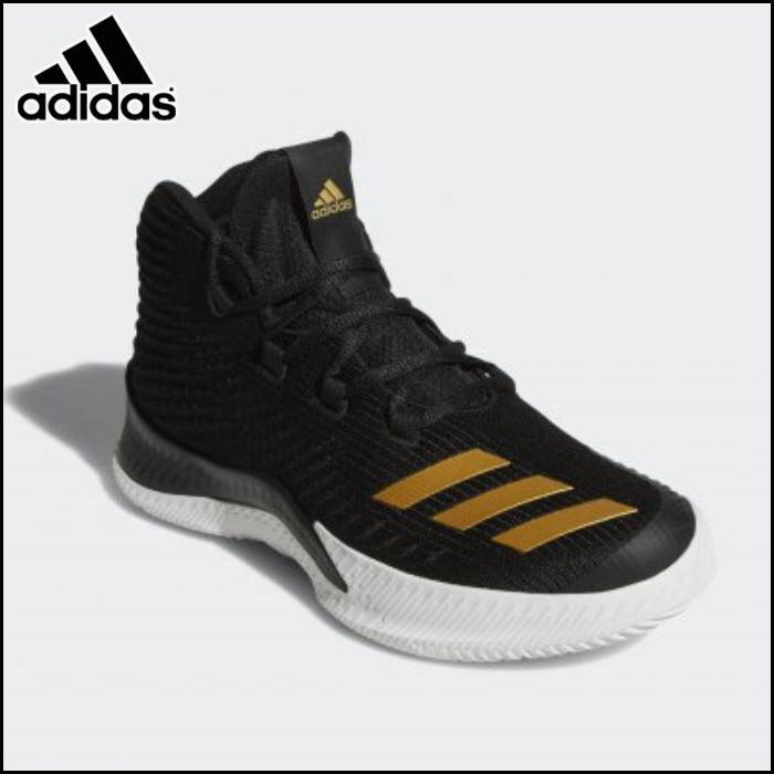 adidas/アディダス バスケットボール バスケットシューズ [cq0182 SPG_DRIVE] バッシュ_部活/2018SS 【ネコポス不可能】