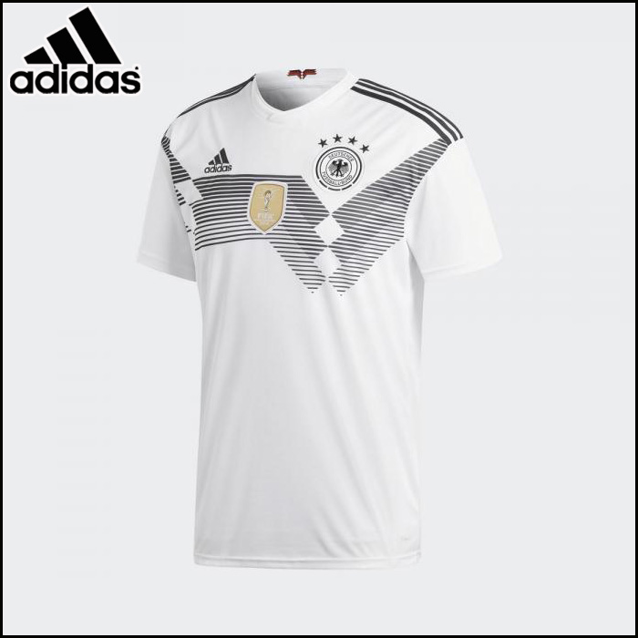 adidas/アディダス サッカー レプリカユニフォーム [dtv68-br7843 ドイツ代表_ホーム_レプリカユニフォーム] レプリカ_ドイツ代表_DFB/2018SS 【ネコポス対応】