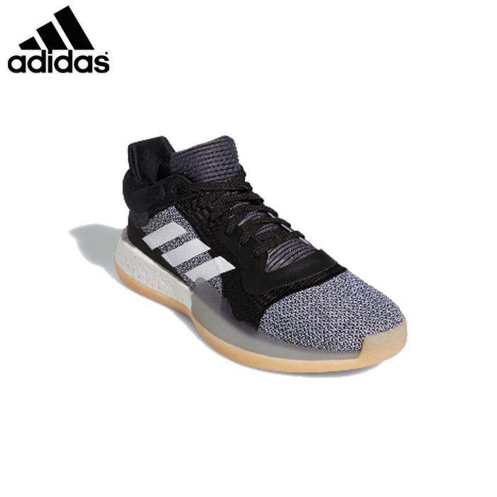 adidas/アディダス バスケットボール バスケットシューズ [d96932 Marquee_Boost_Low] バッシュ_ローカット 【ネコポス不可】