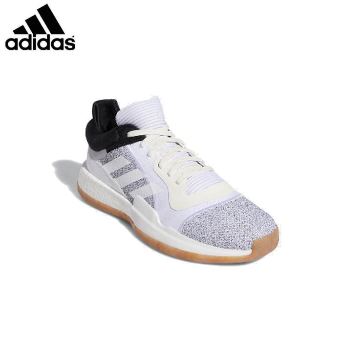 adidas/アディダス バスケットボール バスケットシューズ [d96933 Marquee_Boost_Low] バッシュ_ローカット 【ネコポス不可】
