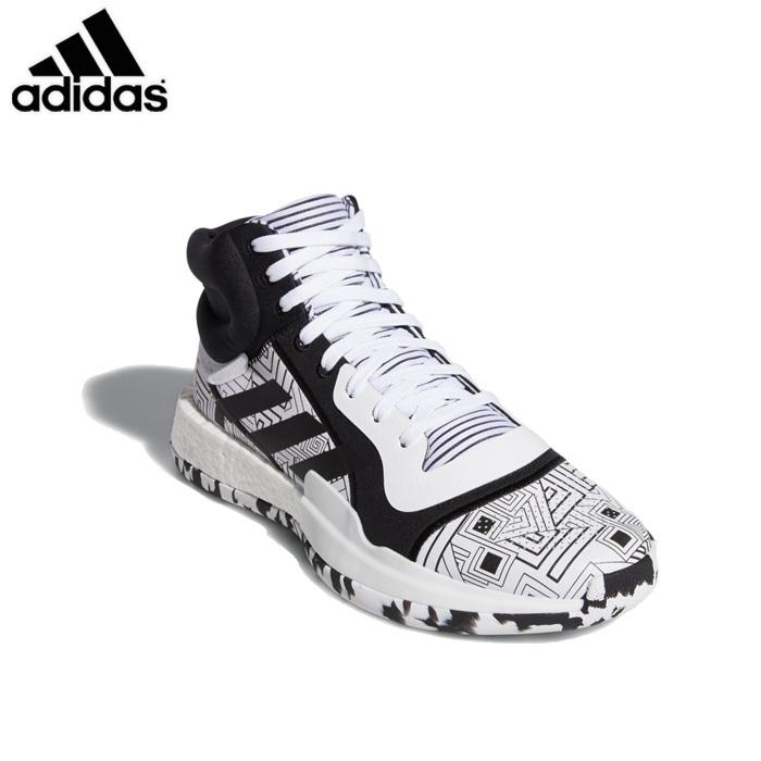 adidas/アディダス バスケットボール バスケットシューズ [ef1230 MarqueeBoost_マーキーブースト] バッシュ_レギュラーフィット 【ネコポス不可】