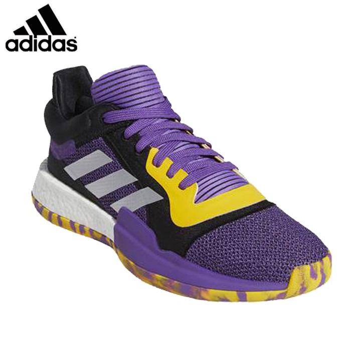 adidas/アディダス バスケットボール バスケットシューズ [g27746 MARQUEE_BOOST_LOW] バッシュ_部活/2019SS 【ネコポス不可】