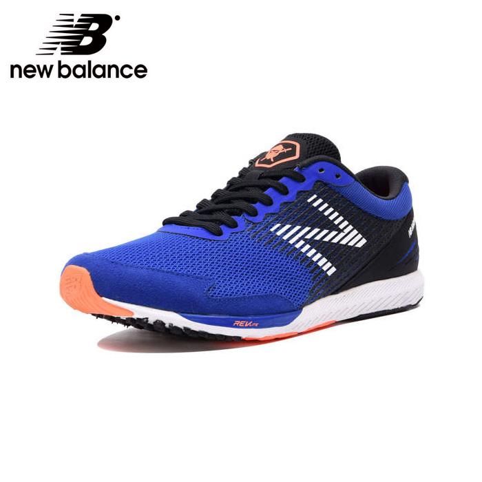 new_balance/ニューバランス ランニング_ジョギング ランニングシューズ [mhanzsb2d HANZO_S_M_B2] ランシュー_スニーカー/2019ss 【ネコポス不可】