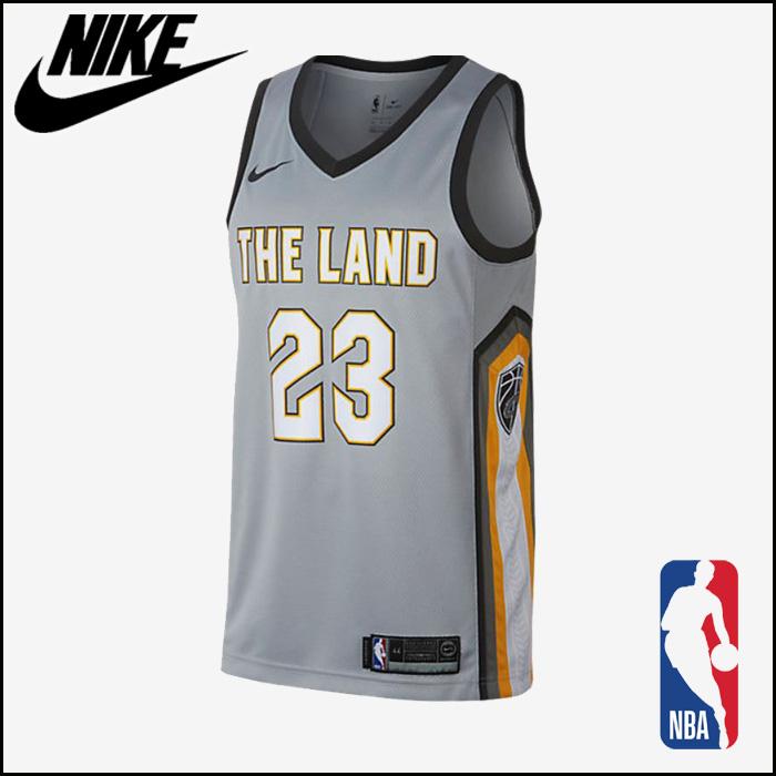 ユニフォーム/ レブロン・ジェイムス ナイキ/ シティ・エディション キャバリアーズ スウィングマン ジャージ NBA Nike 912087-007