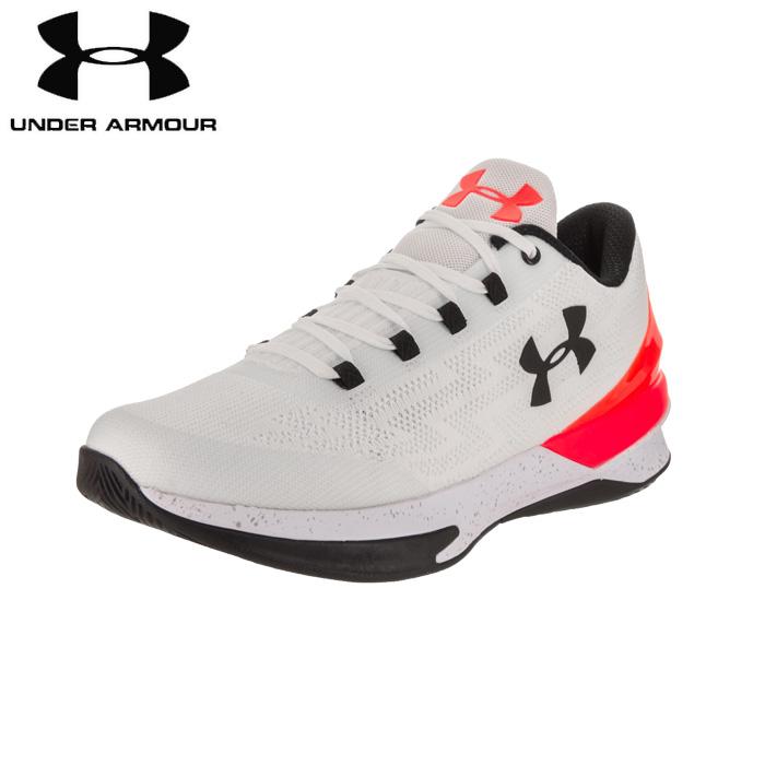 under_armour/アンダーアーマー バスケットボール バスケットシューズ [1286379-100 UA_CHARGED_CONTROLLER_チャージドコントローラー] バッシュ_ローカット/2017SS 【ネコポス不可能】