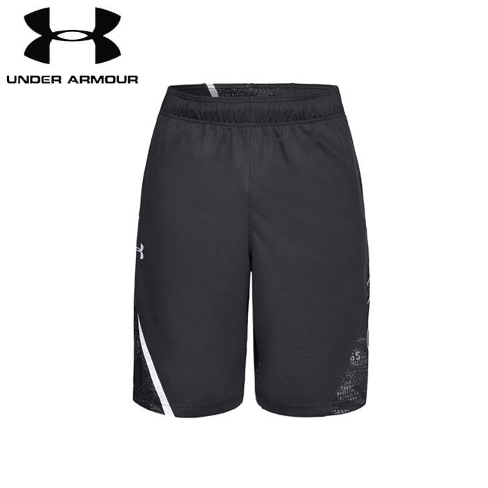 under_armour/アンダーアーマー バスケットボール パンツ [1317398-001 Curry_11インチショーツ] バスパン_ハーフパンツ_練習着_ステフィン・カリー/2018FW 【ネコポス対応】