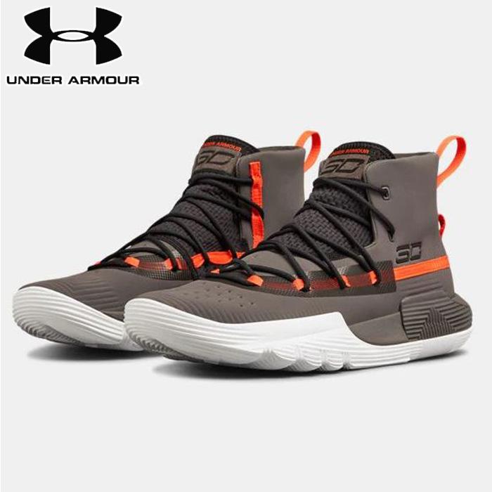 under_armour/アンダーアーマー バスケットボール バスケットシューズ [3020613-101 UA_SC_3ZERO_II_カリー3ZERO_2] バッシュ/2018FW 【ネコポス不可】